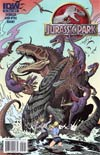 Jurassic Park Redemption #5 Regular Cover B