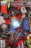 Transformers Vol 2 #13 Regular Cover A