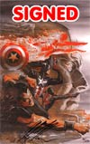 Invaders Now #2 DF Exclusive Alex Ross Variant Cover Signed By Alex Ross