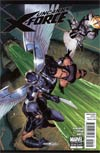 Uncanny X-Force #1 2nd Ptg Jerome Opena Variant Cover