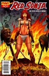 Red Sonja Vol 4 #53 Walter Geovani Cover