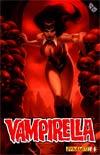 Vampirella Vol 4 #1 Regular Jelena Kevic-Djurdjevic Cover