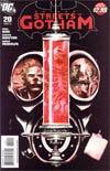 Batman Streets Of Gotham #20