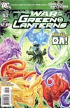 Green Lantern Vol 4 #63 Regular Doug Mahnke Cover (War Of The Green Lanterns Prelude)