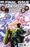 Fantastic Four Vol 3 #588 1st Ptg