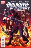 Hawkeye Blind Spot #1