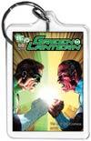 Green Lantern #60 Cover Acrylic Keychain (65763KR)