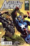 Secret Avengers #11 Regular Mike Deodato Jr Cover