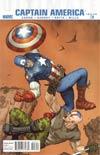 Ultimate Comics Captain America #3