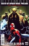 Ultimate Comics Spider-Man #155 1st Ptg Regular Olivier Coipel Cover (Death Of Spider-Man Prelude)