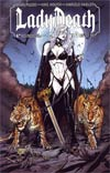 Lady Death Vol 3 #3 Regular Garrie Gastonny Cover