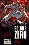 Stan Lees Soldier Zero #6 Regular Cover B
