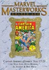 Marvel Masterworks Golden Age Captain America Vol 5 HC Variant Dust Jacket