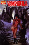 Vampirella Vol 4 #2 Regular Joe Jusko Cover