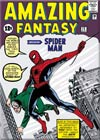 Spider-Man Cover Amazing Fantasy #15 Magnet (29916MV)