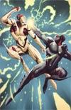 Stan Lees Soldier Zero #4 Incentive Trevor Hairsine Virgin Cover