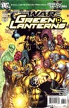 Green Lantern Vol 4 #65 Regular Doug Mahnke Cover (War Of The Green Lanterns Part 4)