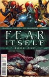 Fear Itself #1 1st Ptg Regular Steve McNiven Cover
