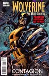 Wolverine The Best There Is Contagion #1