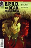 BPRD Dead Remembered #1 Regular Jo Chen Cover