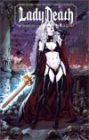Lady Death Vol 3 #4 Regular Garrie Gastonny Cover