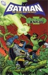 Batman The Brave And The Bold Emerald Knight TP