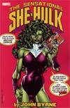 Sensational She-Hulk By John Byrne Vol 1 TP