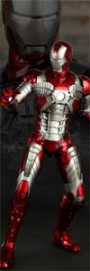 Iron Man Mark V 12-Inch Action Figure