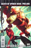 Ultimate Comics Spider-Man #153 Incentive Sara Pichelli Variant Cover (Death Of Spider-Man Prelude)
