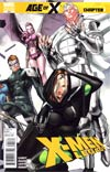 X-Men Legacy #245 Incentive Clay Mann Variant Cover (Age Of X Part 1)