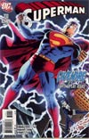 Superman Vol 3 #711 Regular John Cassaday Cover