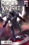 Moon Knight Vol 6 #1 1st Ptg Regular Alex Maleev Cover