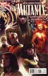New Mutants Vol 3 #25 Regular Marko Djurdjevic Wraparound Cover