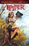 Grimm Fairy Tales Dream Eater Saga Part 2 The Piper Cover B Rich Bonk