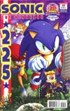 Sonic The Hedgehog Vol 2 #225 Regular Cover