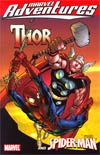 Marvel Adventures Thor And Spider-Man TP Digest