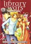 Library Wars Love & War Vol 6 GN