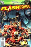 Flashpoint #2 1st Ptg Regular Andy Kubert Cover