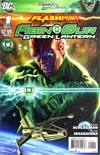 Flashpoint Abin Sur The Green Lantern #1 1st Ptg