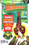 Flashpoint Deadman And The Flying Graysons #1