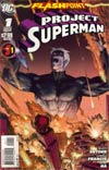 Flashpoint Project Superman #1