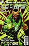 Green Lantern Corps Vol 2 #61 Regular Tyler Kirkham Cover (War Of The Green Lanterns Aftermath)
