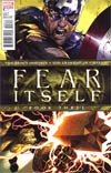 Fear Itself #3 Cover A 1st Ptg Regular Steve McNiven Cover