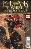 Fear Itself Black Widow #1