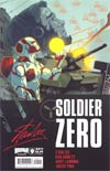Stan Lees Soldier Zero #9 Regular Cover B
