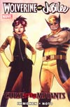 Wolverine And Jubilee Curse Of The Mutants HC