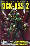 Kick-Ass 2 #2 1st Ptg Regular John Romita Jr Cover