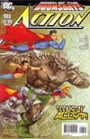 Action Comics #903 Cover A Regular Kenneth Rocafort Cover (Reign Of Doomsday Tie-In)