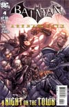 Batman Arkham City #4
