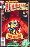 Flashpoint Deadman And The Flying Graysons #2